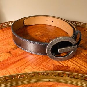 Guess - women's leather belt (Size S)